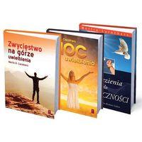 Książki religijne, ZESTAW 3 x Carothers. Moc Uwielbienia, Z więzienia do wdzięczności, Zwycięstwo na górze uwielbienia (opr. miękka)