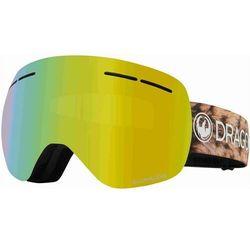 gogle snowboardowe DRAGON - Dr X1S Bonus Lynxxx Llgoldion+Llamber (007) rozmiar: OS
