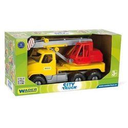 Dźwig 44 cm City Truck w kartonie