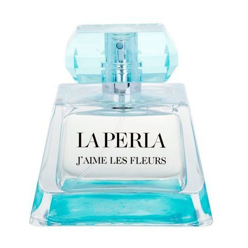 Wody toaletowe damskie, La Perla J'aime Les Fleurs Woman 100ml EdT