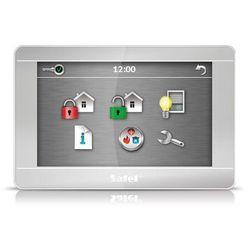 """Manipulator graficzny z ekranem dotykowym 7"""" INT-TSH-SSW - SREBNY"""