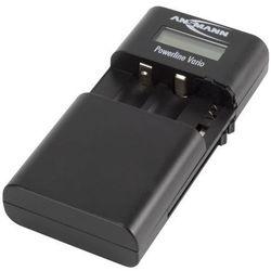 Ładowarka do aparatów Ansmann Powerline Vario 1001-0020