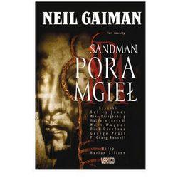 Sandman Pora mgieł tom 4 (opr. twarda)