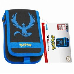 Etui na konsolę New Nintendo 3DS XL Pokemon Go Blue