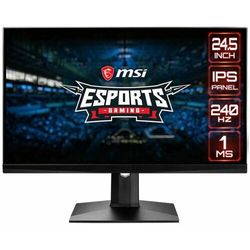 MSI monitor Optix MAG251RX (Optix MAG251RX)