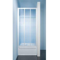 SANPLAST drzwi Classic 120 przesuwne, szkło W4 DTr-c-120 600-013-1731-01-410