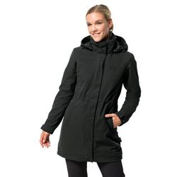 Płaszcz damski 3w1 OTTAWA COAT black - XL