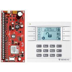 "ZESTAW ""GENEVO"" PRiMA64SET centrala alarmowa PRiMA 64 z manipulatorem PRiMA LCD"