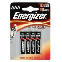 Baterie, 4 x bateria alkaliczna Energizer Base Power Seal LR03/AAA (blister)