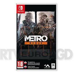 Gra Nintendo Switch Metro Redux