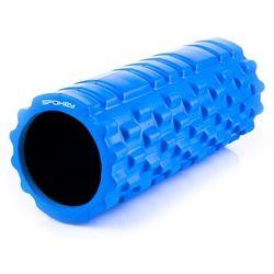 Wałek do ćwiczeń SPOKEY Teel II Standard Niebieski