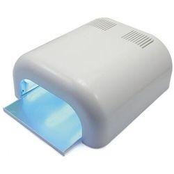 Lampa UV 36W biała z wyłącznikiem czasowym CLASSIC