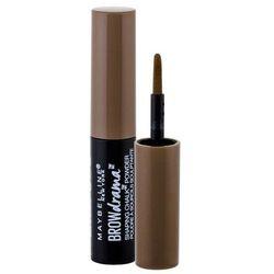 Maybelline Czoło Teatr proszku (Shaping Chalk Powder) 1 g (cień m Brown)