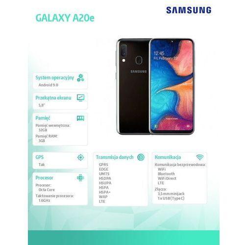 Smartfony i telefony klasyczne, Samsung Galaxy A20e