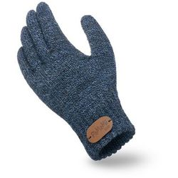 Rękawiczki dziecięce PaMaMi - Granatowa mulina