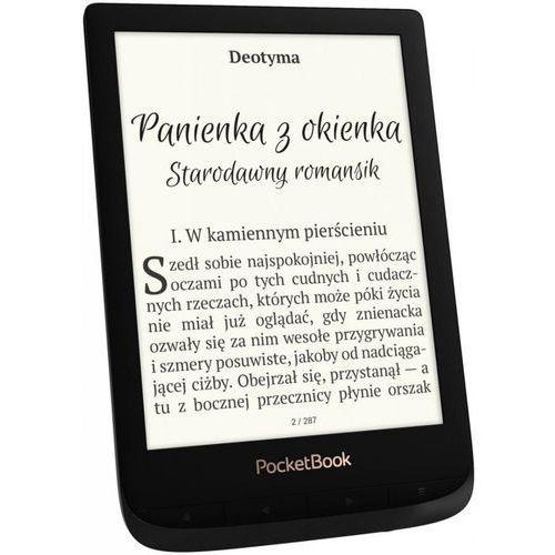 Czytniki e-booków, Pocketbook 627 Touch Lux 4