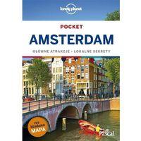 Mapy i atlasy turystyczne, Amsterdam pocket Lonely Planet - Praca zbiorowa (opr. broszurowa)
