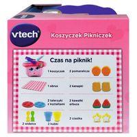 Pozostałe zabawki edukacyjne, vTech 61092 Koszyczek Pikniczek interaktywny PL