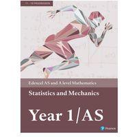 E-booki, Edexcel As And A Level Mathematics Statistics & Mechanics Year 1/as Textbook + E-book