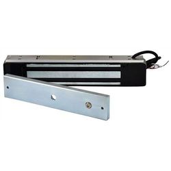 Zwora elektromagnetyczna zewnętrzna 280kg z sygnalizacją Scot EL-600WS