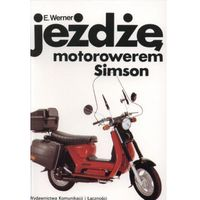 Biblioteka motoryzacji, Jeżdżę motorowerem Simson (opr. broszurowa)