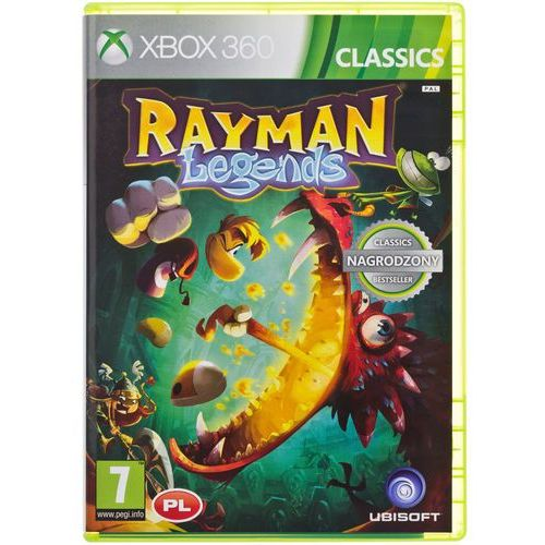 Gry Xbox 360, RAYMAN LEGENDS (Xbox 360)