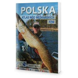 Polska Atlas wód wędkarskich PZW (opr. twarda)