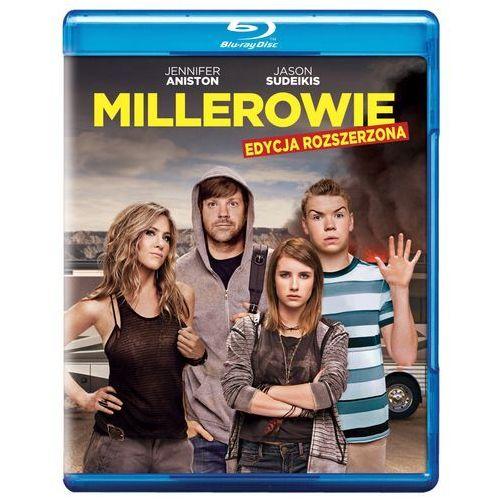 Filmy komediowe, Millerowie (Blu- ray)