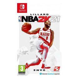 VISUAL CONCEPTS NBA 2K21 Nintendo Switch