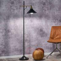 Lampy stojące, Globo 15053S - Lampa podłogowa LENIUS 1xE27/60W/230V