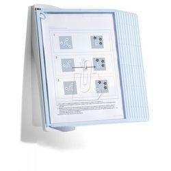 Zestaw ścienny Durable Sherpa Bact-O-Clean Wall A4 10 paneli mix kolorów 5911-00