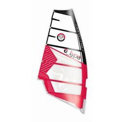 Żagiel North Sails E Type Red/Black 2016