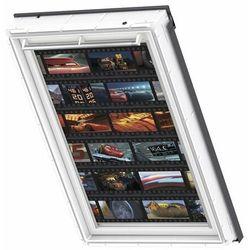 Roleta na okno dachowe VELUX manualna DKL SK08 114x140 kolekcja Disney'a