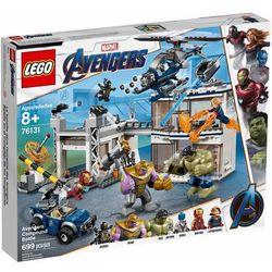 76131 BITWA W KWATERZE AVENGERSÓW (Avengers Compound Battle )- KLOCKI LEGO SUPER HEROES