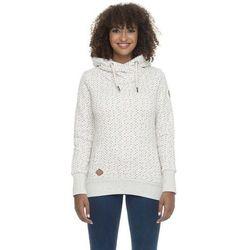 bluza RAGWEAR - Gripy Bold Dots E White (WHITE) rozmiar: XS