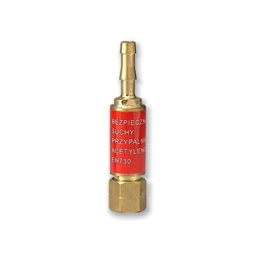 Akcesoria spawalnicze, BEZPIECZNIK GAZOWY PRZYPALNIKOWY ACETYLENOWY BSP1-A