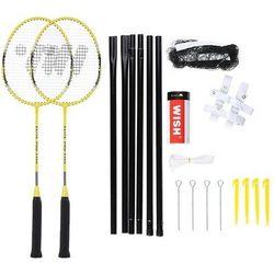 Zestaw rakiet do Badmintona Wish Alumtec 4466