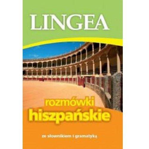 Książki do nauki języka, Lingea rozmówki hiszpańskie - Praca zbiorowa (opr. miękka)