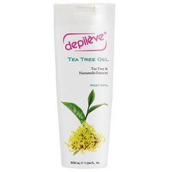 Depileve TEA TREE GEL Żel z drzewa herbacianego po depilacji (200 ml)