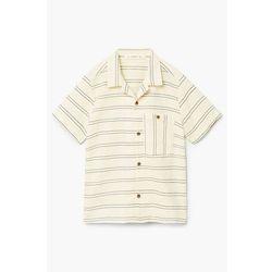 Mango Kids - Koszula dziecięca Valen 110-164 cm