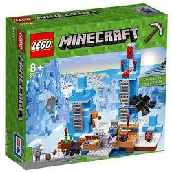 LEGO Minecraft, Lodowe kolce, 21131