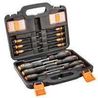 Zestawy narzędzi ręcznych, NEO 04-209 Zestaw wkrętaków i końcówek wkrętakowych, 30 szt.