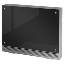 Stojący lub wiszący piec akumulacyjny dynamiczny FSR 15 GSK - z czarnym szkłem + grzejnik do łazienki gratis