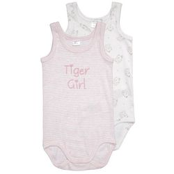 Kanz LAYETTE TIGER&LION ARM BABY 2 PACK Body multicolored