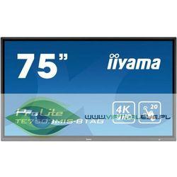 IIYAMA Monitor 75 TE7503MIS-B1 INFRARED,4K,IPS,24/7