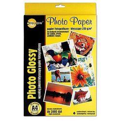 Papier fotograficzny Yellow One A4 170g błyszczący, 20ark.