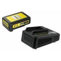 Ładowarki i akumulatory, Ładowarka z akumulatorem KARCHER 2.445-062.0