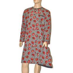 Koszula Cornette 110/624901 dł/r S-2XL męska ROZMIAR: M, KOLOR: szary, Cornette