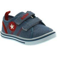 Buty sportowe dla dzieci, Trampki dla dzieci Axim 20021 Niebieskie