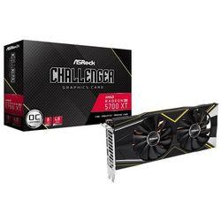 ASRock Karta Graficzna Radeon RX 5700 XT Challenger D 8G OC 256bit GDDR6 HDMI/3DP